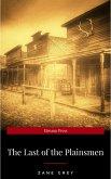The Last of the Plainsmen (eBook, ePUB)