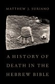 A History of Death in the Hebrew Bible (eBook, ePUB)