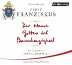 Der Name Gottes ist Barmherzigkeit, 2 Audio-CDs (Mängelexemplar)