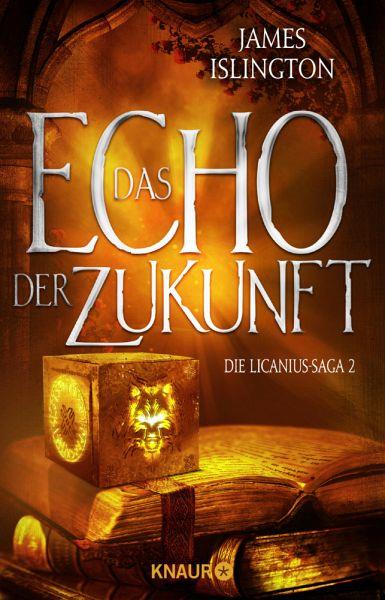 Buch-Reihe Licanius-Saga