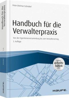 Handbuch für die Verwalterpraxis - Schnabel, Peter-Dietmar