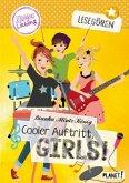 Cooler Auftritt, Girls! / Lesegören Bd.4 (Mängelexemplar)
