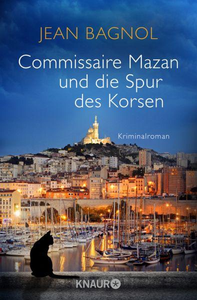 Buch-Reihe Commissaire Mazan von Jean Bagnol