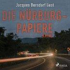Die Nürburg-Papiere (Kriminalroman aus der Eifel) (Ungekürzt) (MP3-Download)
