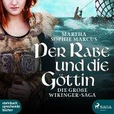 Der Rabe und die Göttin (Die große Wikinger-Saga) (Ungekürzt) (MP3-Download)
