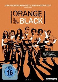 Orange Is the New Black - Die komplette fünfte ...