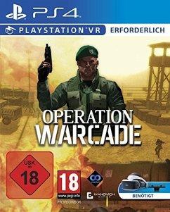 Operation Warcade (PlayStation 4)