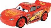 Dickie 203084018 - RC Cars 3 Lightning McQueen Crazy Crash, Ferngesteuertes Fahrzeug, Auto, 1:24