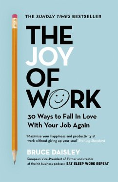 The Joy of Work (eBook, ePUB) - Daisley, Bruce