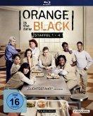 Orange is the new Black - Staffel 1-4 BLU-RAY Box