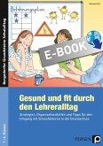 Gesund und fit durch den Lehreralltag (eBook, PDF)