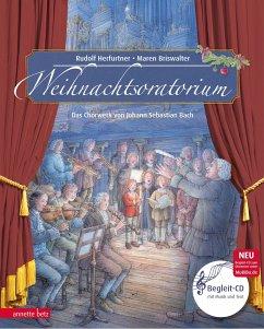 Weihnachtsoratorium - Herfurtner, Rudolf; Briswalter, Maren