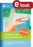 Größen in der Grundschule: Hohlmaße 3/4 (eBook, PDF)