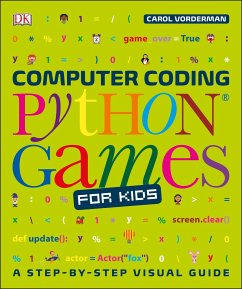 Computer Coding Python Games for Kids - Vorderman, Carol
