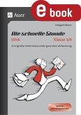 Die schnelle Stunde Ethik Kl.3-4 (eBook, PDF)