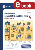Differenzierte Lesespurgeschichten Mathematik 4 (eBook, PDF)