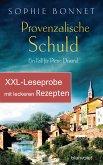 XXL-Leseprobe zu Provenzalische Schuld - mit Rezepten aus dem Kochbuch Provenzalischer Genuss (eBook, ePUB)