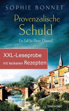 XXL-Leseprobe zu Provenzalische Schuld - mit Rezepten aus dem Kochbuch Provenzalischer Genuss (eBook, ePUB) - Bonnet, Sophie