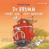 Dr. Brumm fährt Zug / Dr. Brumm geht wandern (MP3-Download)