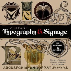 Vintage Typography and Signage: For Designers, ...