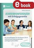 Schreibkonferenzen mit Erfolgsgarantie (eBook, PDF)
