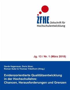 Evidenzorientierte Qualitätsentwicklung in der Hochschullehre (eBook, ePUB)