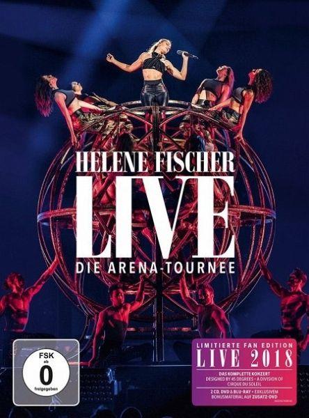 Helene Fischer Live-Die Arena-Tournee Ltd.Fan Ed - Fischer,Helene