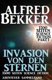 Invasion von den Sternen: 1500 Seiten Science Fiction Abenteuer Sammelband (eBook, ePUB)