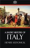 A Short History of Italy (eBook, ePUB)