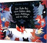 Der Fuchs hat seine lieben Nöte beim Halleluja auf der Flöte