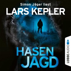 Hasenjagd / Kommissar Linna Bd.6 (MP3-Download) - Kepler, Lars