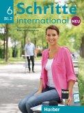 Schritte international Neu 6. Kursbuch+Arbeitsbuch+CD zum Arbeitsbuch