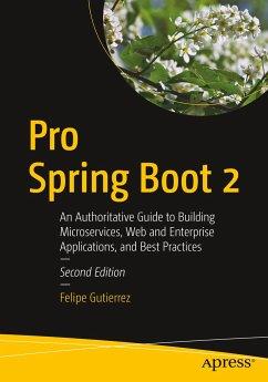 Pro Spring Boot 2 - Gutierrez, Felipe