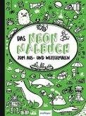 Das Neon-Malbuch, Grün