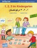 1, 2, 3 im Kindergarten Deutsch-Persisch/Farsi