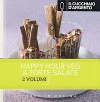 Il Cucchiaio d´Argento: Happy hour veg-Torte salate