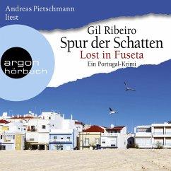 Spur der Schatten / Leander Lost Bd.2 (Autorisierte Lesefassung) (MP3-Download) - Ribeiro, Gil