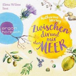 Zwischen dir und mir das Meer (Gekürzte Lesung) (MP3-Download) - Herzog, Katharina