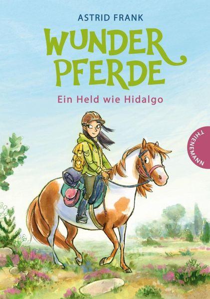 Buch-Reihe Wunderpferde