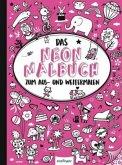 Das Neon-Malbuch, Pink