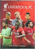 FC Liverpool 2019 - A3 Format Posterkalender