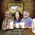Der witzigste Vorleseabend der Welt (Live-Lesung) (MP3-Download)