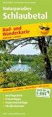 PUBLICPRESS Rad- und Wanderkarte Naturparadies Schlaubetal