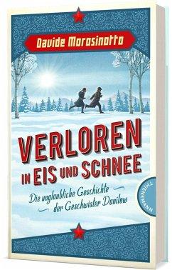 Verloren in Eis und Schnee - Morosinotto, Davide