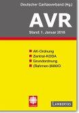 Richtlinien für Arbeitsverträge in den Einrichtungen des Deutschen Caritasverbandes (AVR) (eBook, PDF)