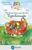 Der kleine Tiger wünscht sich Tigerfreunde (eBook, ePUB)