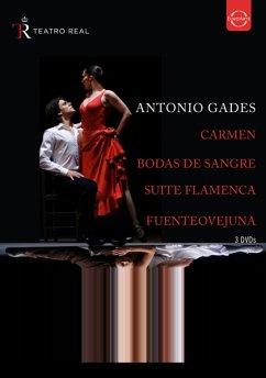 Spanischer Tanz Aus Dem Teatro Real