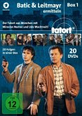 Tatort - Batic & Leitmayr Ermitteln Box 1 DVD-Box