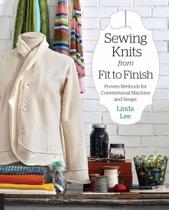 Sewing Knits from Fit to Finish (eBook, ePUB) - Lee, Linda