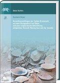 Keramikassemblagen der Späten Bronzezeit aus dem Königspalast von Qatna und eine vergleichende Betrachtung zeitgleicher Keramik Westsyriens und der Levante